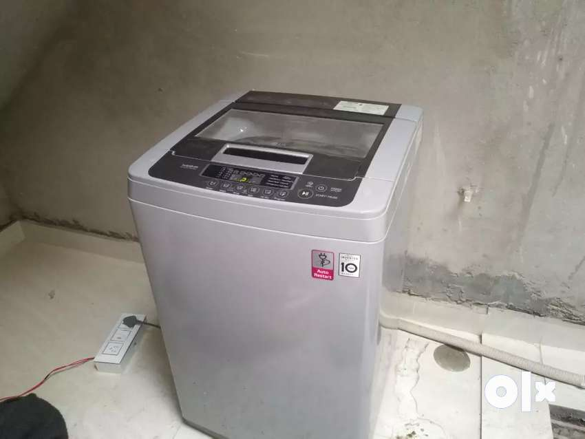 LG FULLY AUTOMATIC WASHING MACHINE TOP LOADED