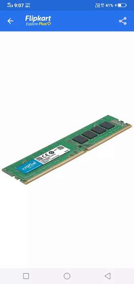 All types of ram available new seal pack and second hand DISCOUNT 20%