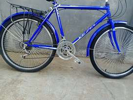 Vezel bicycle