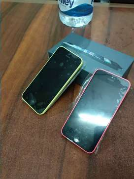 Imported piece 5c 32gb brand new iphone with best price available