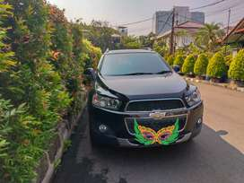 Chevrolet Captiva 2012 Diesel Hitam