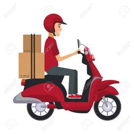 Courier Delivery Boys Required