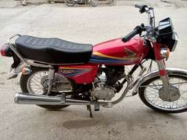 Motorcycle Honda 125 for sale god condition