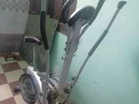 Gym cycle at best condition