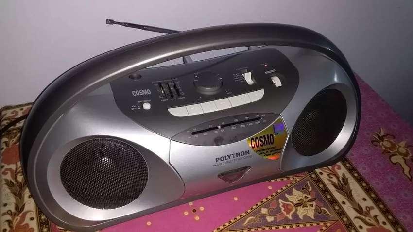 Radio Tape Polytron Cosmo 0