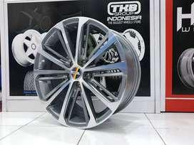 Velg Mobil HSR TARANTULA Ring 18 Xpander Terios Rush Apv Ertiga Dll