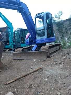 Rental pc 75 becko breaker wales sewa dozer excavator crane stemper