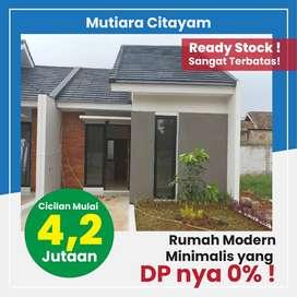 Dijual Rumah Mutiara Citayam Depok Harga Murah