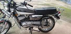Yamaha RX100 fully restored,  goodcondition