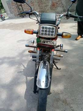 Motorcycle Chingche 100 cc