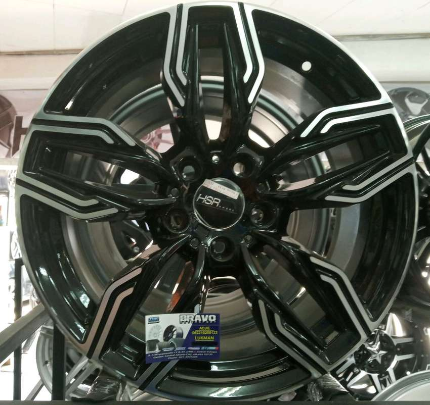 pelek hsr cv on bmw 18x8/9 holl5x120 0