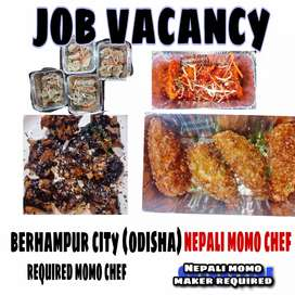 required momo chef