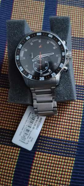 Fastrack 3dial new watch bought
