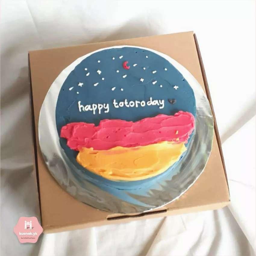 Kue Ulang Tahun Custom Murah 0