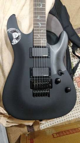 Schecter DEMON 6 Fr SBK Electric Guitar