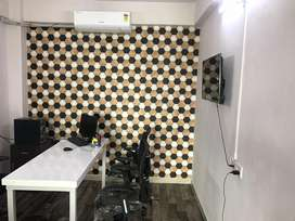 Fully Furnished Office On rent