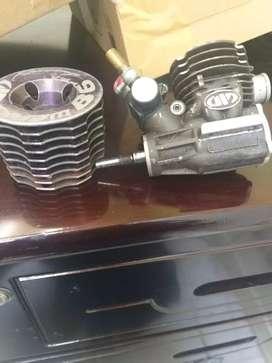 Engine .21 werks B6