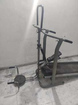 3 in 1 AVON treadmill, stepper and twister