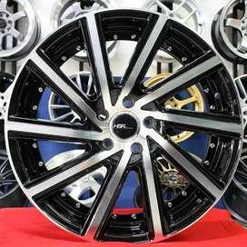 Jual velg racing HSR Ring 20 utk mobil Wuling almaz, HR-V, CR-V, Lexus