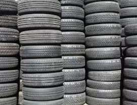 Good Condition Second Hand Tyres available for all Cars and Bike