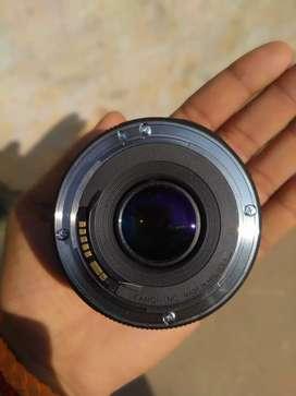 Canon 50mm lenc