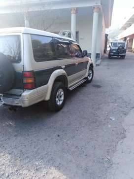Pajeero exceed 1995 EXCHANG