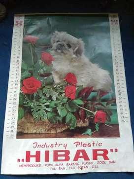 Kalender 2bulanan thn 1975