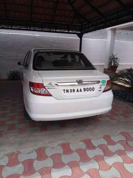 2004 Honda City White Colour