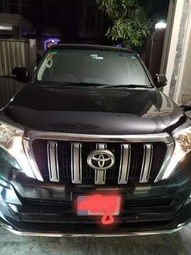 Toyota Prado  on Rent 18000.Per Function