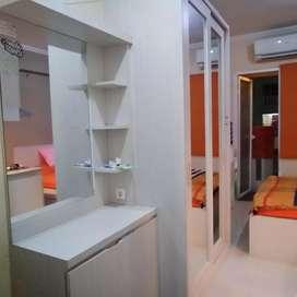Promo apart harian/transit - studio/2 bedroom Green Pramuka