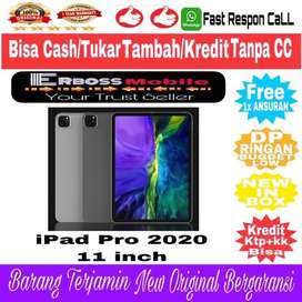 iPad Pro 2020 11inch/128GB/Wifi Only Apple New Bisa Cash Dan Kredit/TT