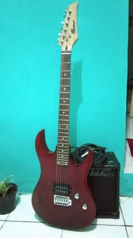 Gitar Rockwell Original