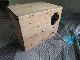 """Bird breeding box (10""""*8""""*8"""")"""