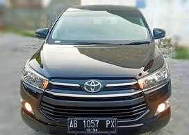 Innova Reborn 2.4 G Diesel 2019,Automatic,Tangan PertM ,Low Km