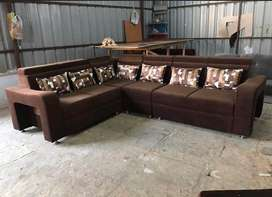 China handle l corner brand new sofa set sells whole price