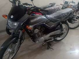 Suzuki GD 110 self-starter ( fresh stock)