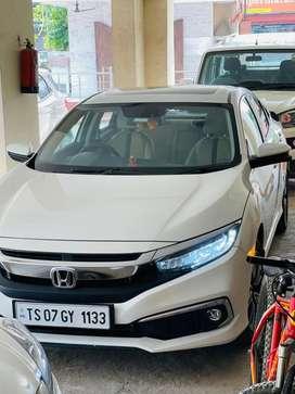 Honda Civic 2020 Petrol 10500 Km Driven