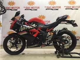 Mokas Istimewah Kawasaki Ninja 250 RR mono th 2019 silinder 1 super