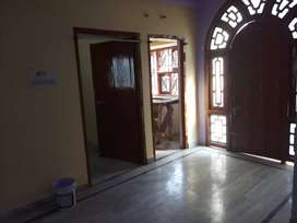 2bhk furnished room with bathroom for family