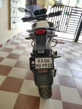 Good condition and urgent bike sale