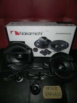 "Speaker Split 2 Way Nakamichi Seri NSE 6.5"" by Steve Variasi Olx"
