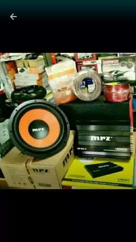 Paket Audio Mobil Harga Murmer Bergaransi