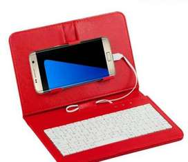 Mobile Keypad Wired Keyboard Keypad For Tablets and Mobile Wired