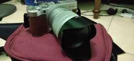 Jual kamera mirrorless fujifilm xa3