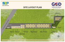2 BHK Luxury Apartments for Sale - SBP Gateway of Dreams, Zirakpur