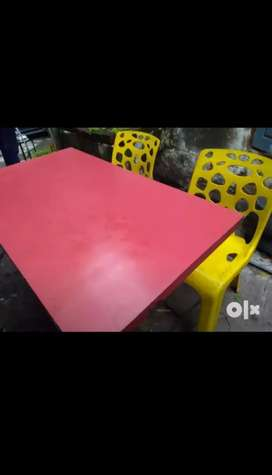 22 chair and 6 tebal are very good condition