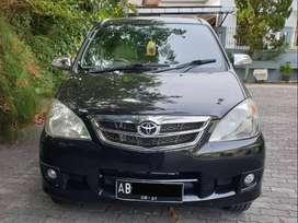 Avanza G 2011 Manual AB Asli Hitam Istimewa Siap Pakai MT Toyota