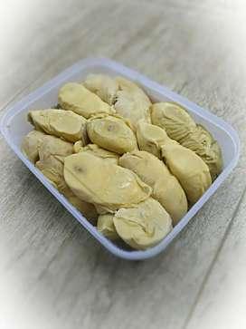 Durian Kupas dan Olahan