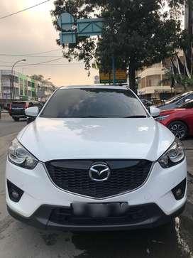 Mazda CX5 2.0 GT A/T Putih 2013