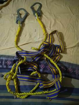 Telecom safety belt